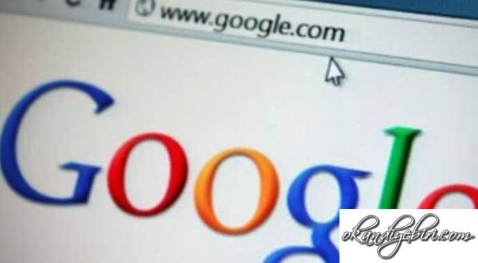 En Çok Aranan Kelimeler ve google