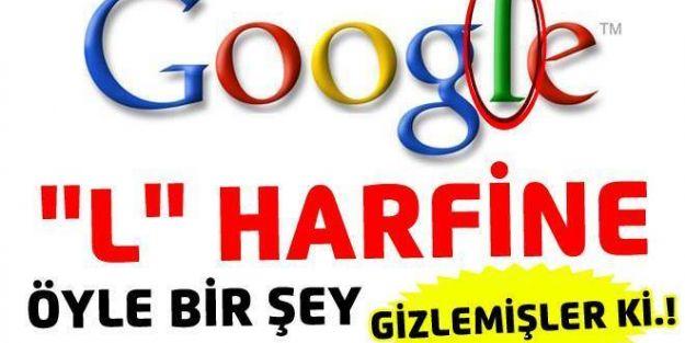 Google logosunda ki ''l'' harfi neden yeşil renk