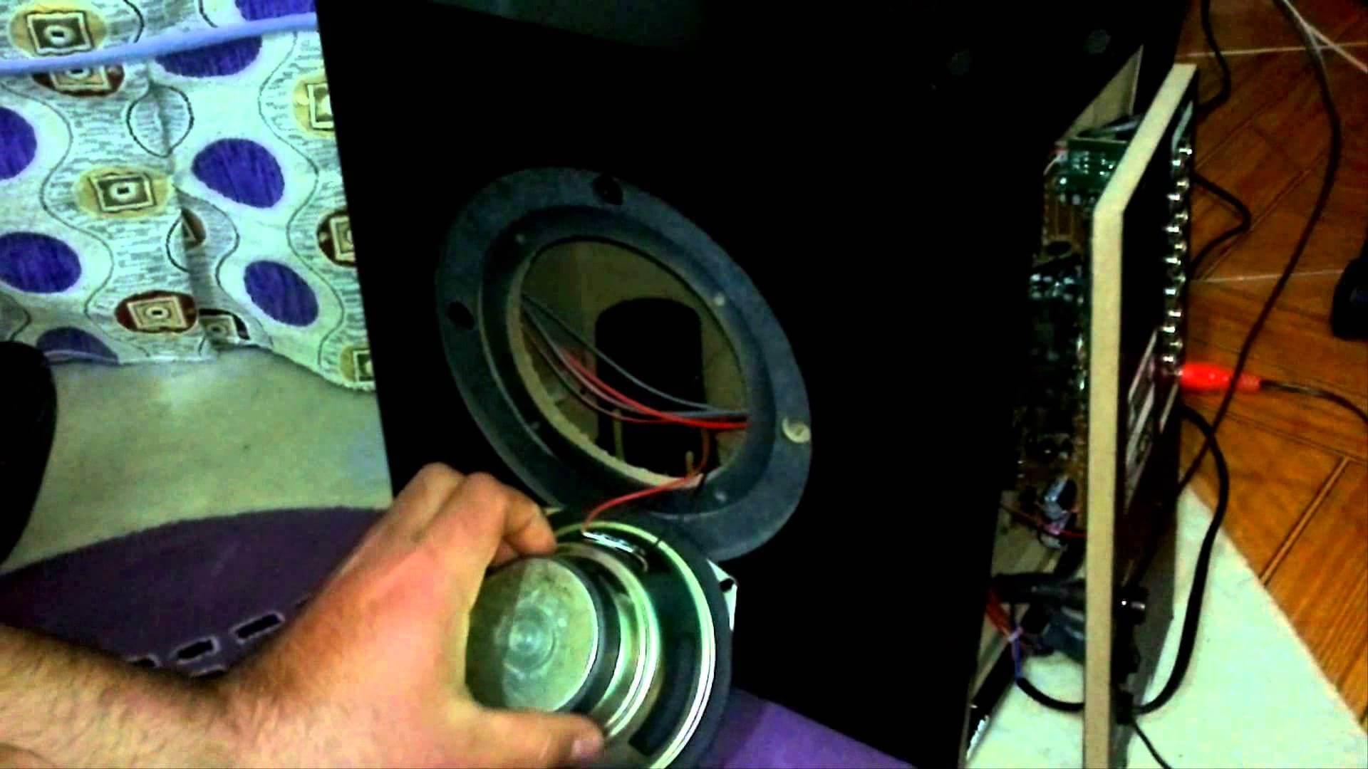 Ses sistemine led bağlamak