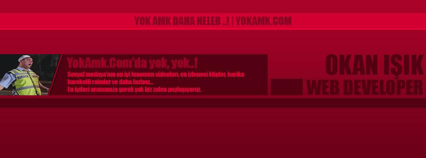 yokamk.com Facebook Kapak Çalışması