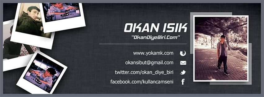 okandiyebiri.com facebook kapak çalışması