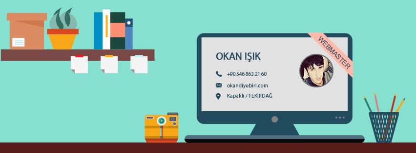 OkanDiyeBiri.com Facebook Sayfası
