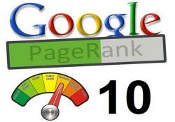 125 adet yüksek pagerank değerine sahip site