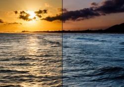 Günün belli saatlerine göre değişen arkaplan resmi uygulaması