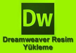 Dreamweaver Resim Yükleme