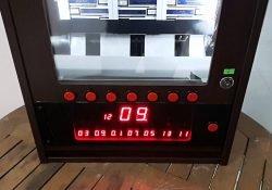7 Çanaklı Sigara Makinesi Özellikleri