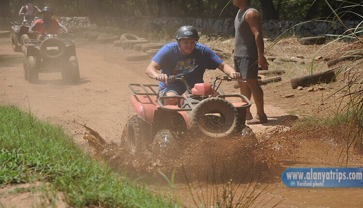 Alanya Atv Safari
